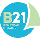 b21 Ireland logo
